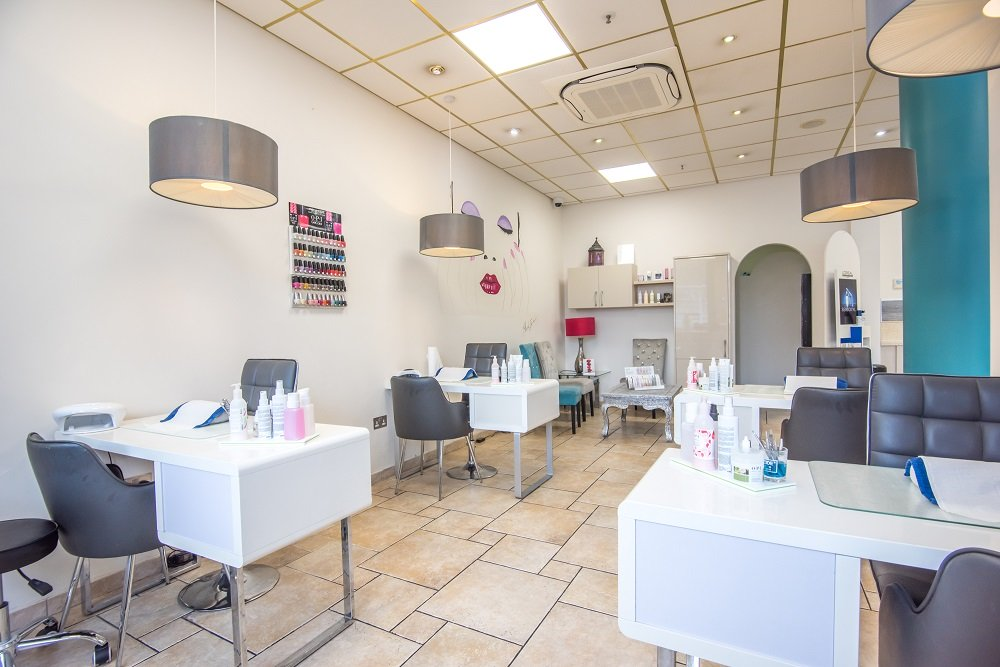 Nail Services at Syer Beauty Salon in Sutton Coldfield