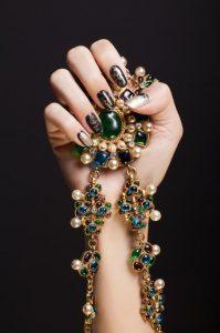 Gel nails, beauty salon, sutton coldfield