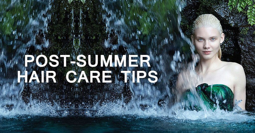 POST-SUMMER-HAIR-CARE-TIPS, best hair salon in Sutton Coldfield