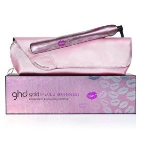 pink-ghd-by-lulu-guinness-at syer hair and beauty salon in sutton coldfield