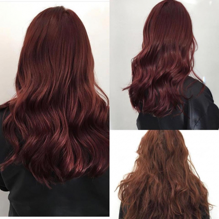 hair colour correction, Syer hair salon, Sutton Coldfield
